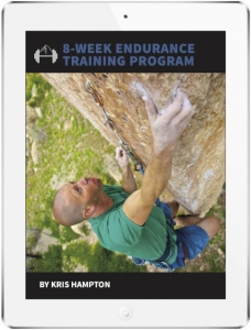 8 week endurance climbing training program