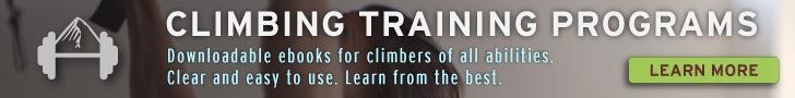 rock climbing training programs