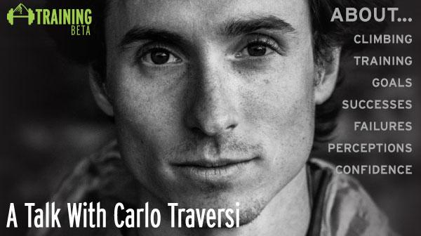 Carlo Traversi Interview